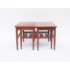 Table basse – gigogne vintage 50's