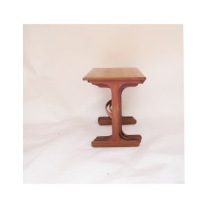 Table gigogne scandinave vintage 60