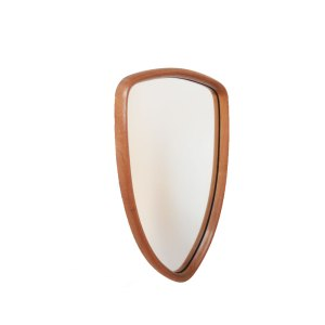 Miroir scandinave, danois, « made in Danemark », vintage 50 60