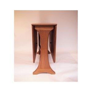 Table de salle à manger pliante, vintage scandinave