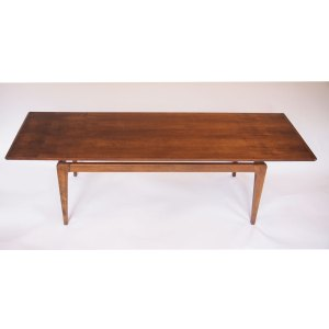 Grande table basse scandinave vintage #23
