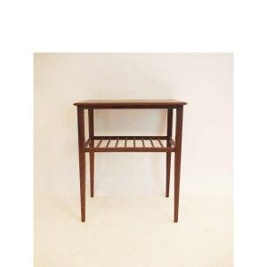 Table d'appoint, bout de canapé vintage scandinave
