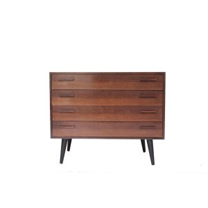 Commode scandinave danoise vintage Palissandre #360