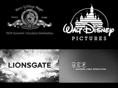 Warner Brothers Walt Disney Lionsgate UCP