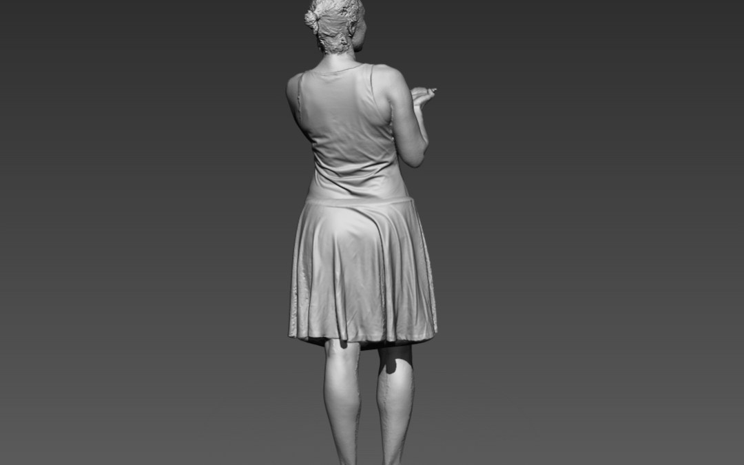 Scanning Clothing