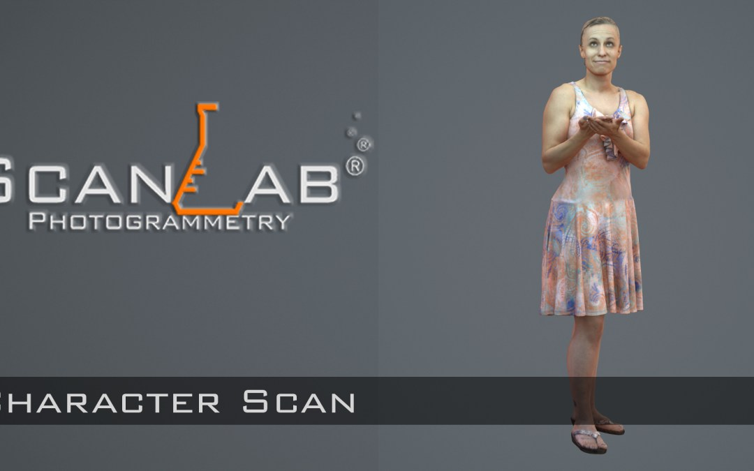 Augmented Reality 3D Scan