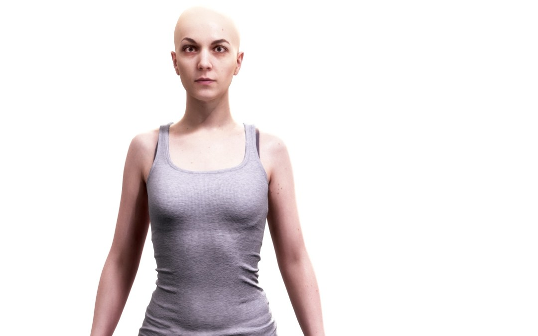 3d Human Scans for Indie Games