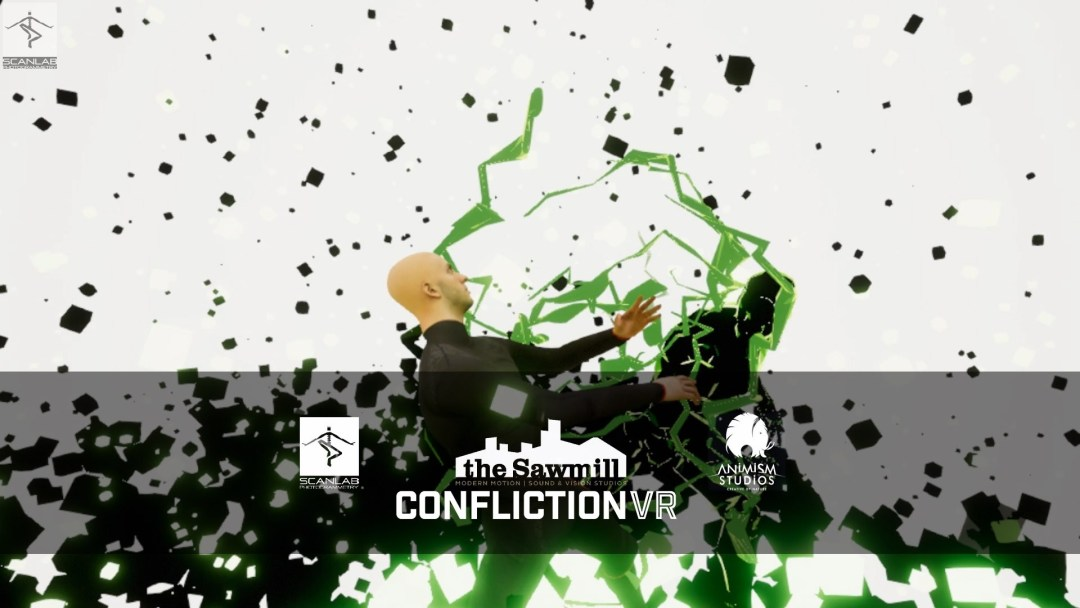 ConflictionVR with The Sawmill Animism