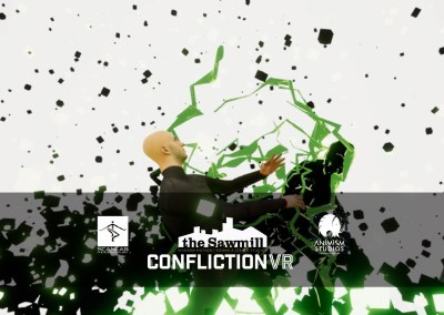 ConflictionVR with The Sawmill and Animism