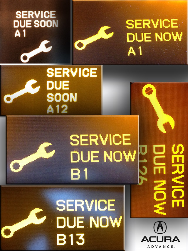 Acura Maintenance Lights What Does This Mean Scanlon Acura In Fort Myers