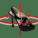 3D-Präsentation mit einachsiger Rotation