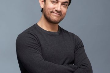 Indian Cinema superstar Aamir Khan, who will be attending Belfast Film Festival in April.