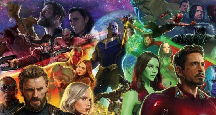 Avengers: Infinity War Scannain Review