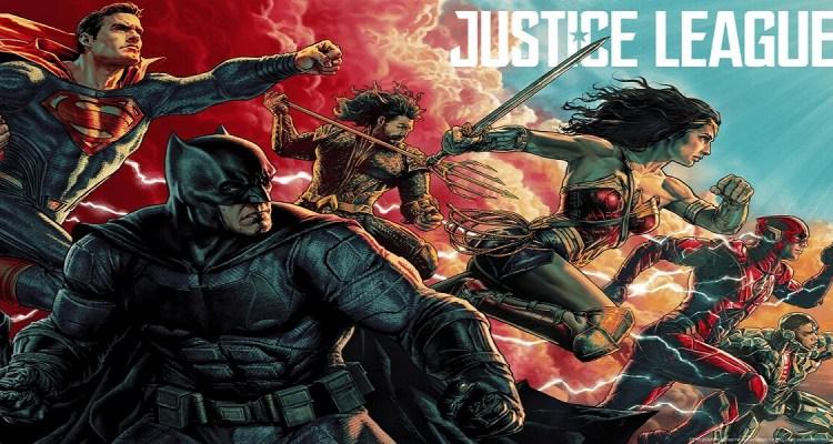 Justice League Scannain Review