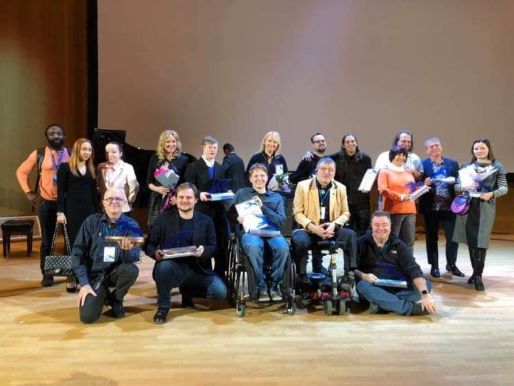 The award winners of the 9th International Disability Film Festival - Breaking Down Barriers