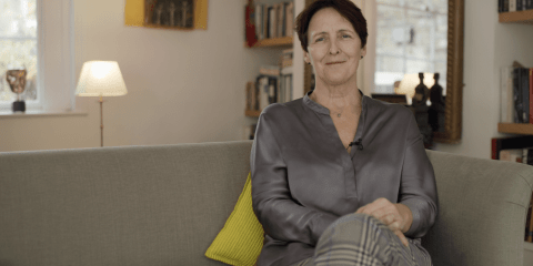 Fiona Shaw Irish Film London Patron