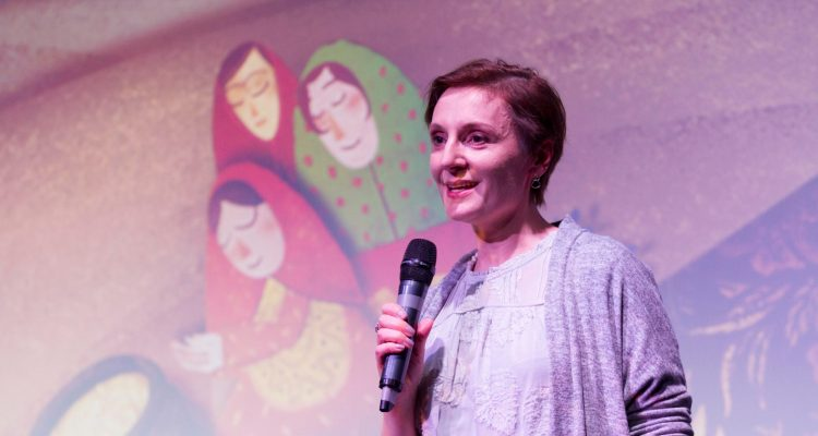 The Breadwinner Director Nora Twomey