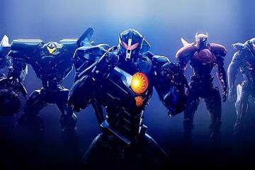 Pacific Rim: Uprising Scannain Review