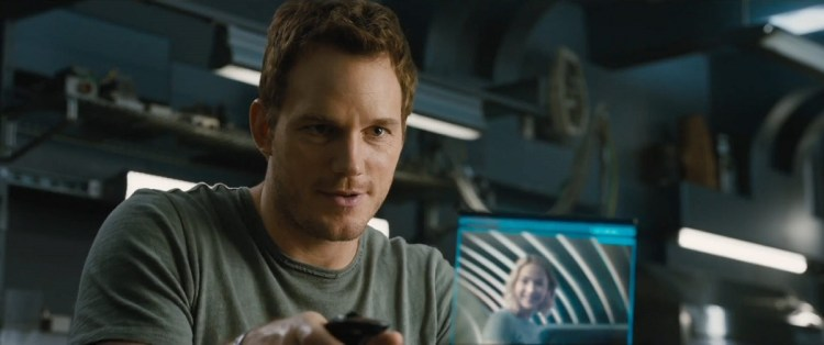 Passengers Film Review Image