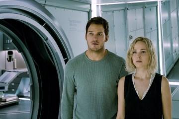 Passengers Film Review Image