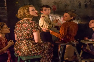 The Zookeeper's Wife Scannain Review