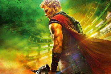 Thor: Ragnarok Scannain Review