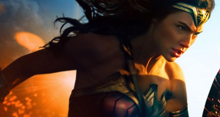Wonder Woman Scannain Review