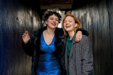 Alia Shawcat and Holliday Grainger star in Sophie Hyde's Irish-Australian Co-Production, Animals