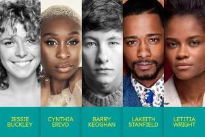 EE BAFTA Rising Star 2019