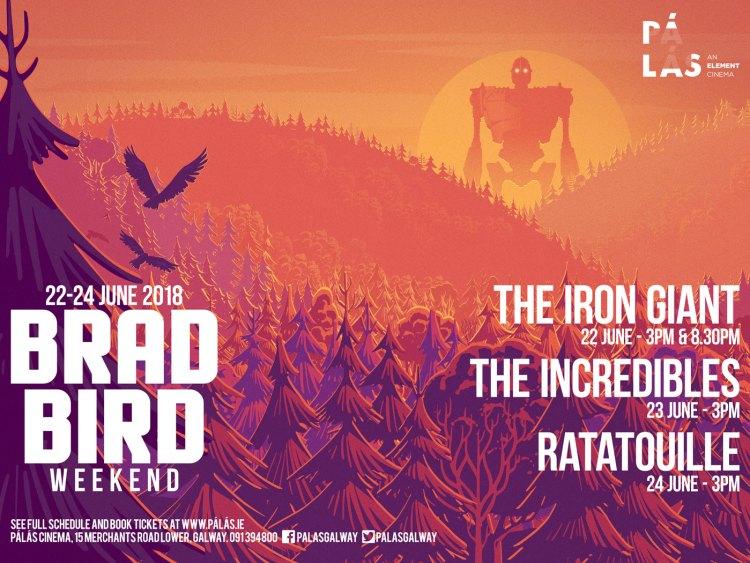 Brad Bird Weekend at Palas