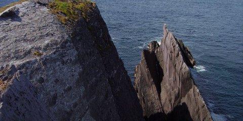 Brow Head - Location for The Last Jedi