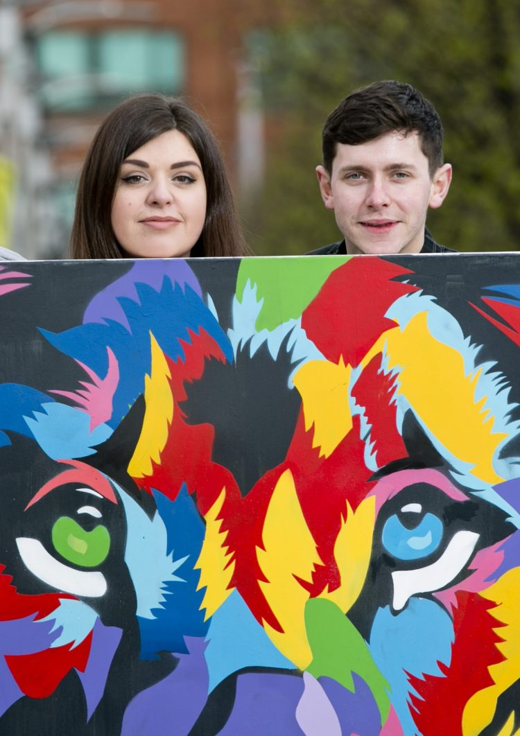 Cannes Lions - Laura Cahill and Conor Hamill