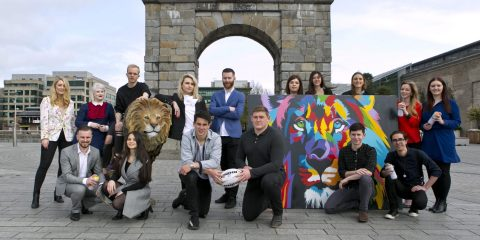 Cannes Lions Team Ireland