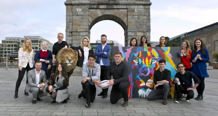 Cannes Lions Team Ireland