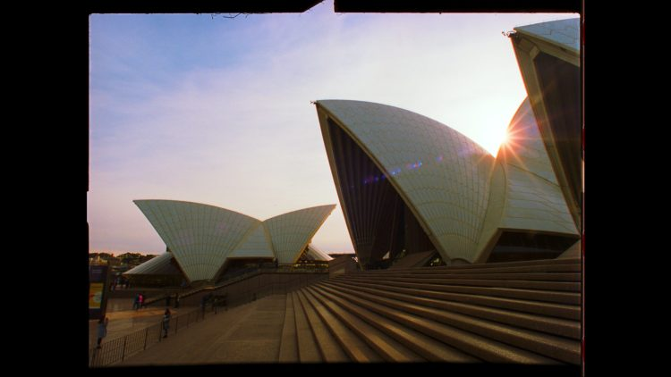 Sydney Opera House - An Engineer Imagines