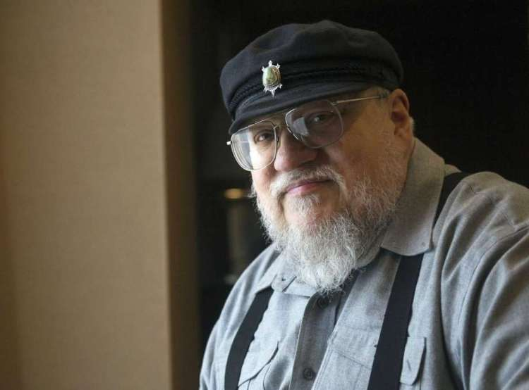 George R.R. Martin visits the IFI for a special screening of Forbidden Planet this August