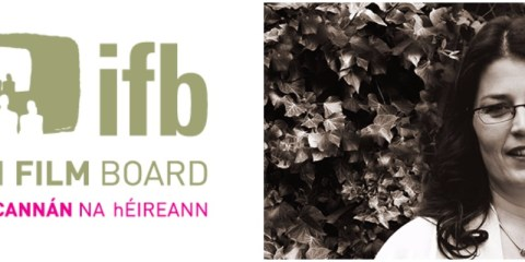 Lesley McKimm - Irish Film Board
