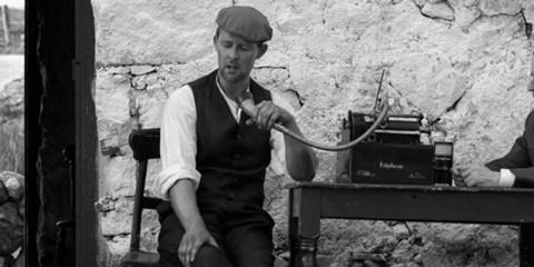 Song of Granite - Alan Maher
