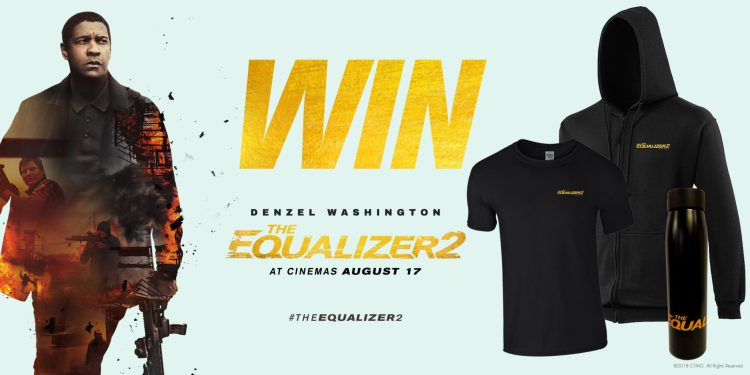 The Equalizer 2 Prizes