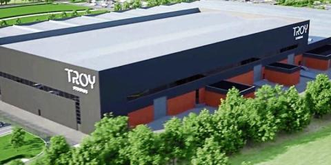 Troy Studios - Proposed Render