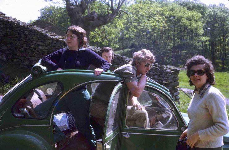 road trip england 1975