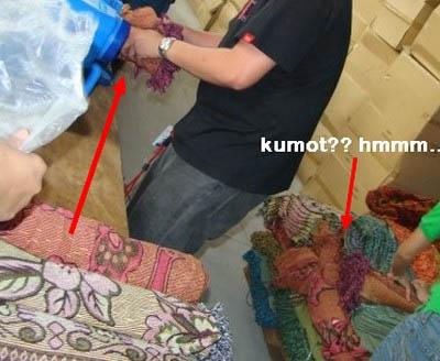 daming kumot