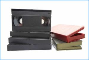 Digitaliseren videobanden Scanpaleis