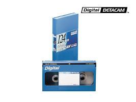 digital betacam digitaliseren