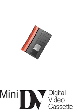 miniDV digitaliseren
