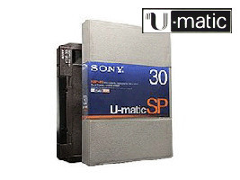 u-matic digitaliseren