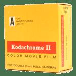 Dubbel 8 film digitaliseren
