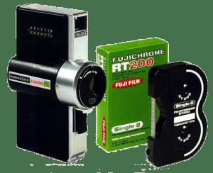 Single 8 smalfilm digitaliseren