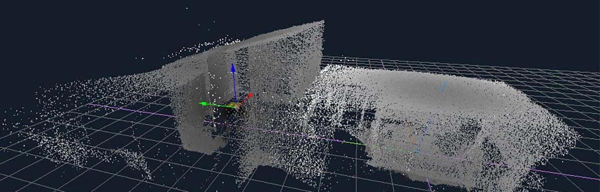 The Theory Operation of 2D Scanner LiDAR Sensor (Sweep 3D Lidar )