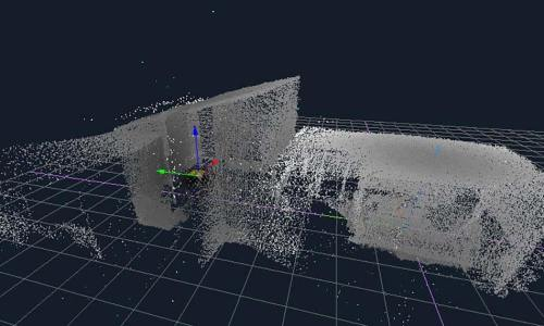 Sweep Lidar 3D Scanner Theory of Operation